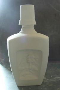 pálinkás butykos mintázattal, pohárral
